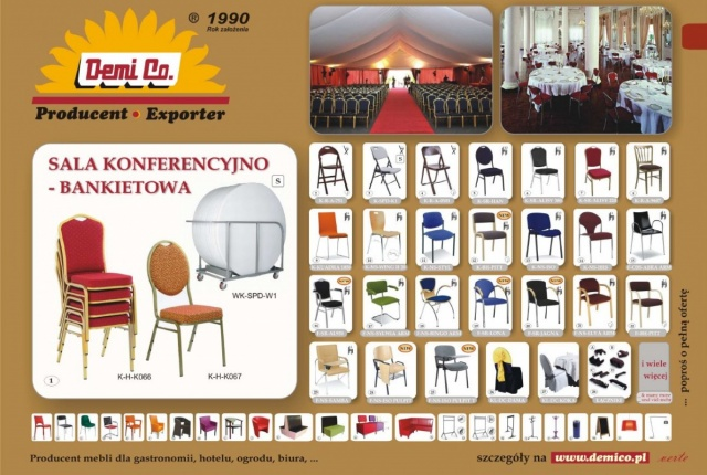 CONFERENCE AND BANQUET FURNITURE